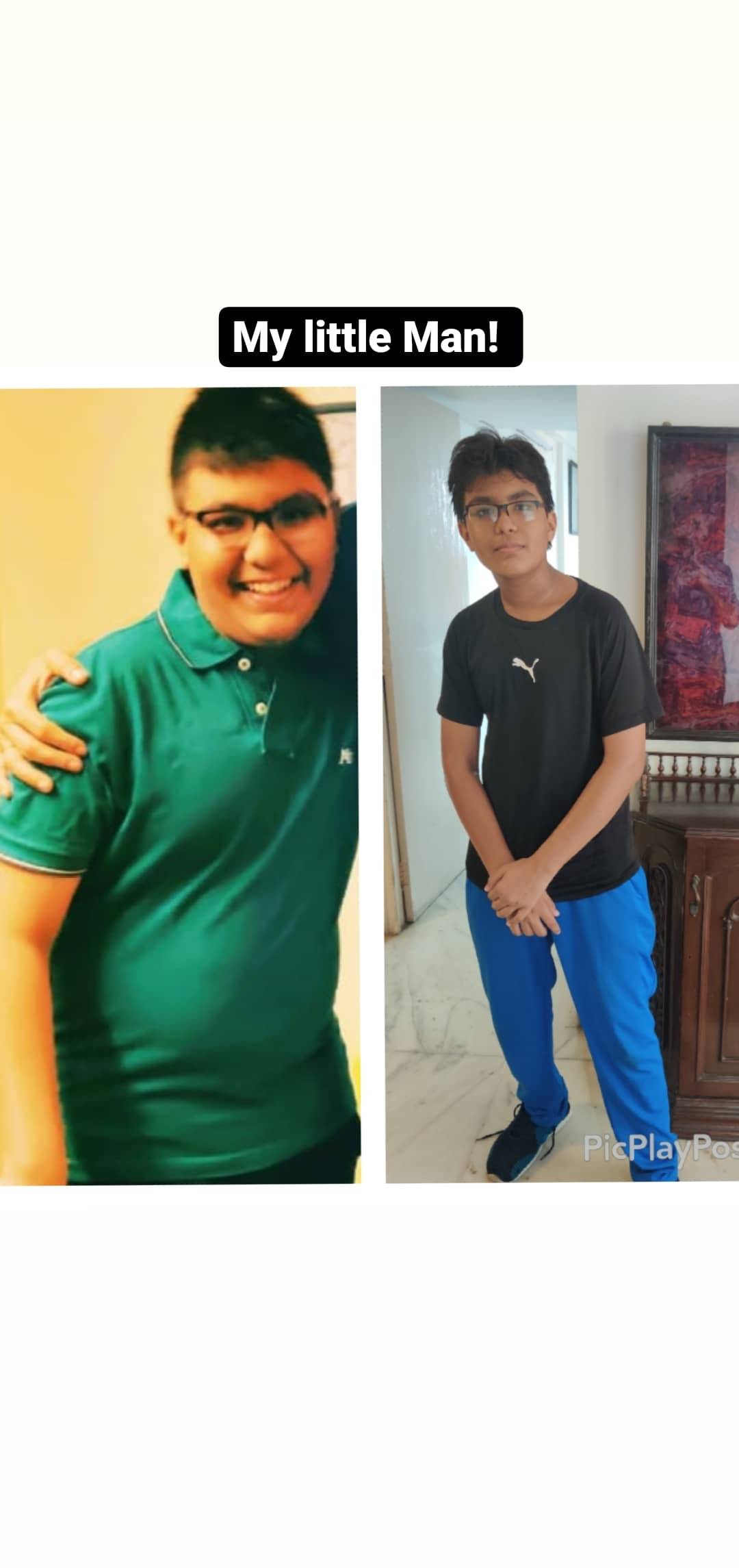 My Son- Big boy Junior's true Story!