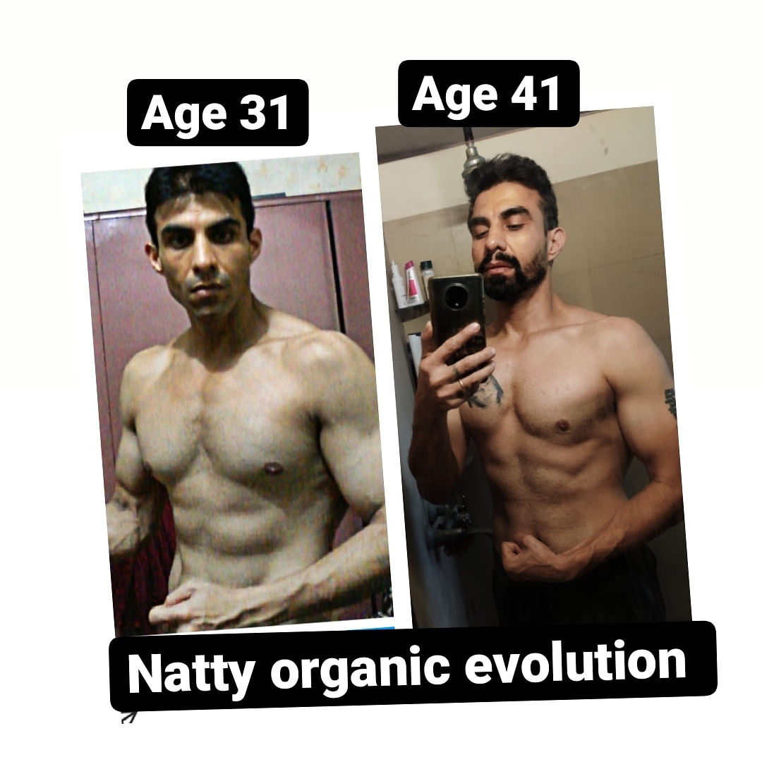 Training & Nutrition over 40? Read this to know more
